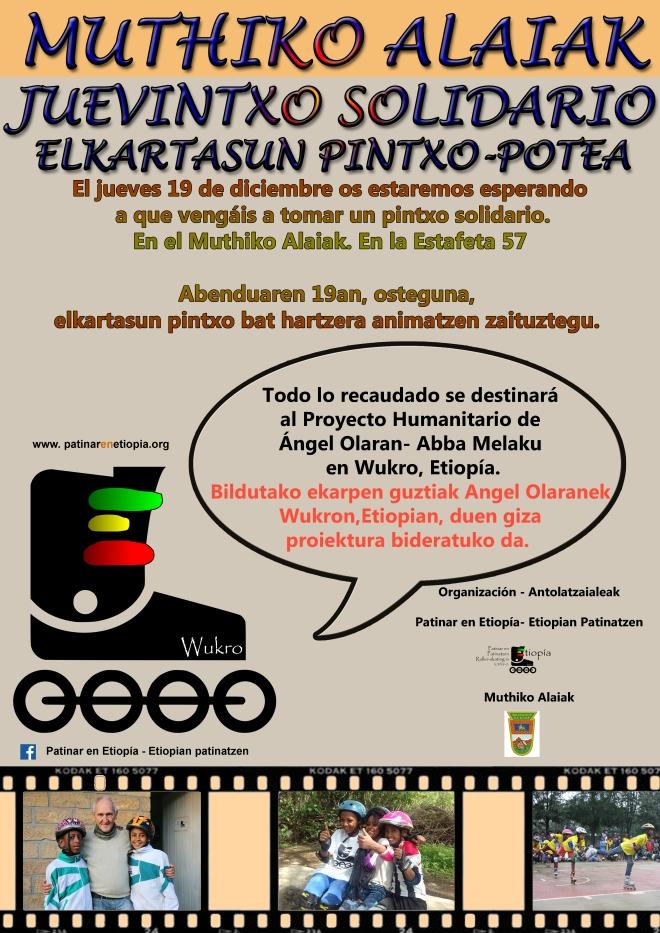 2019 Juevintxo solidario
